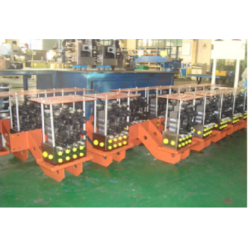 Rubber Mechanical Hydraulic System