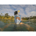 Scuba Diving Mask with Camera Mount Training Mask