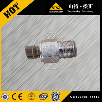 Excavator Engine Parts PC400-7 Sensor ND499000-44417