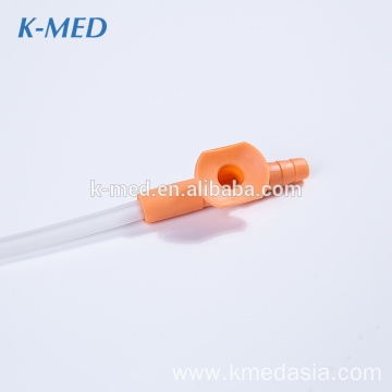 Customized disposable medical pvc suction catheter tube