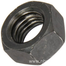 DIN 934 Metric Thick Steel Hex Nut