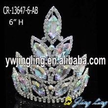 AB Rhinestone Pageant Miss World Crown