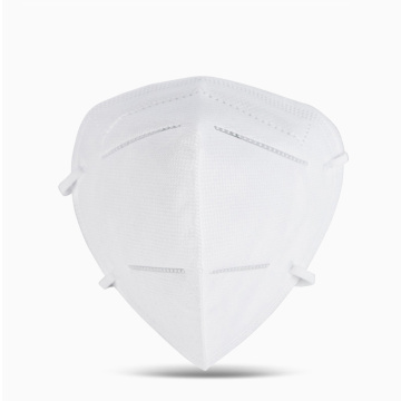 KN90 Face Mask High Filtration Barrier Against Virus, Dust, Pollen, Breathable Respirator Mask with Soft Lining and Earloops