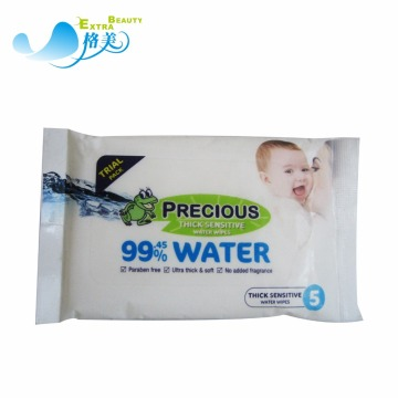 Good Selling Organic Clean Baby Wet Wipes