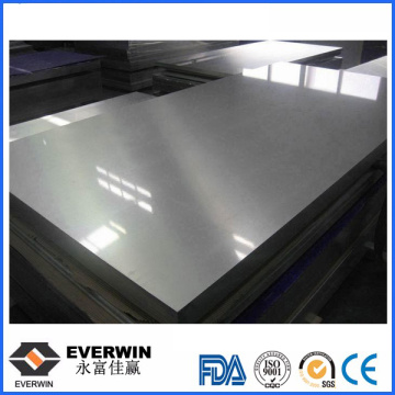 1050 H14 Aluminum Sheet With Paper Interleave