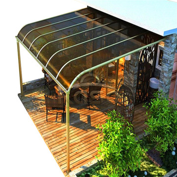 Polycarbonate Aluminium Canopy Patio Cover