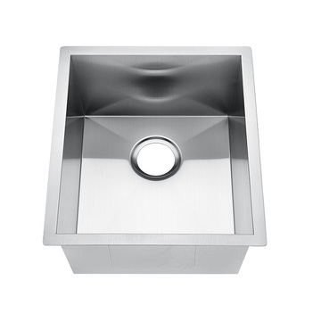 17199R-T Undermount Handmade Kitchen Sink