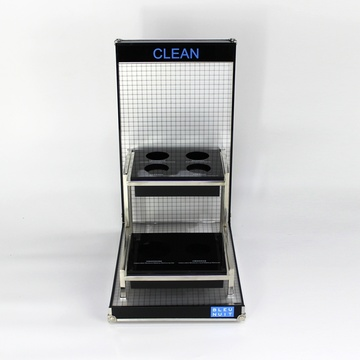 OEM ODM custom acrylic perfume display stand