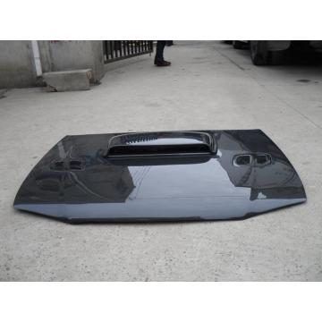 Sparrow Wing Leopard Modified Carbon Fiber Engine Cover
