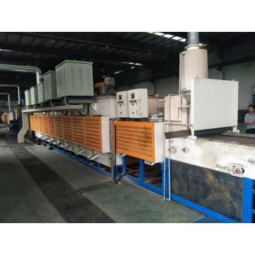 Roller Type Mesh Belt Electric Quenching Furnace