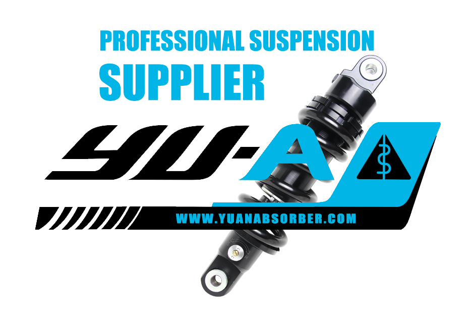 1 Rear shock absorber 2-1