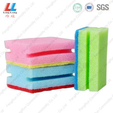 dish and pot cleaning sponge
