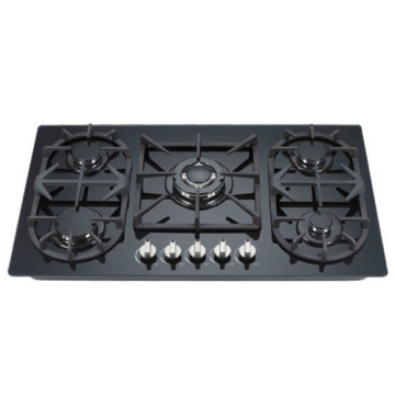5 Burners Hydrogen Gas Stove