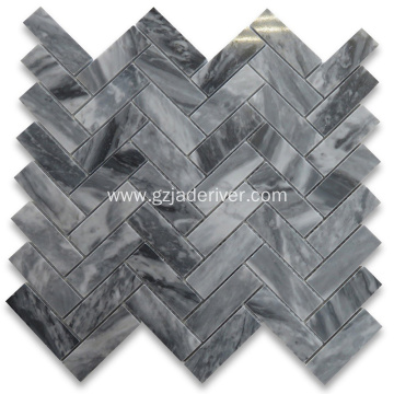 Polished Gray Marble Mosaic Tile Wholesale