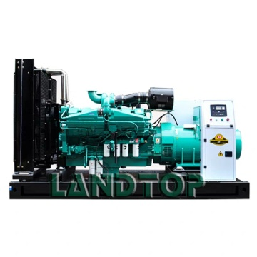 Low Price 20kw Electrical Generator Diesel without Canopy