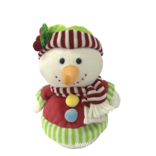 Plush Snowman For Baby