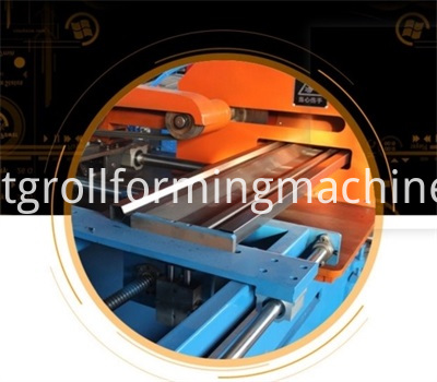 Stereo Garage Bottom Roll Forming Machines