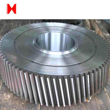 Steel CNC Machining Gear