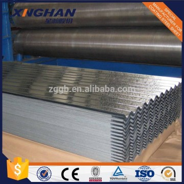 Metal Roofing sheet galvanized steel for roofing tile