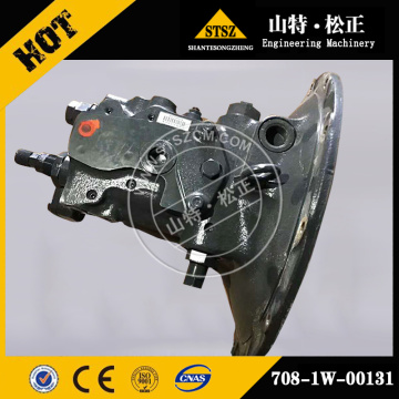 Komatsu hydraulic pump 708-1W-00131 for PC60-7
