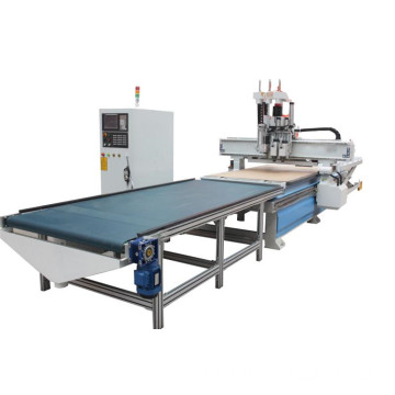 Upload and Download Woodworking Machine for Panel furniture