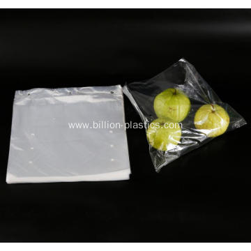 Transparent LDPE Saddle Bag