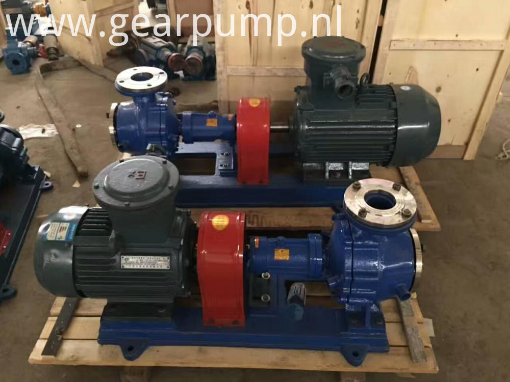 hot oil circulating pump