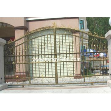 Custom High Quality Wrought Iron Gates