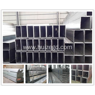 100mmx100mm carbon steel square tube