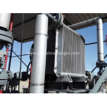 CNG Compressor Heat Exchanger
