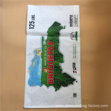 PP plastic grain bags for sale