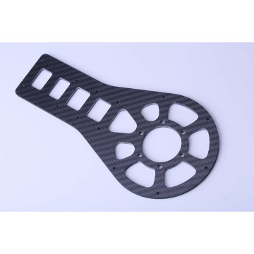 custom 3K CNC carbon fiber cutting