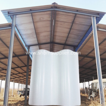Typhoon-Proof Fire-proof MgO Roof Panels