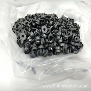 6061 aluminum countersunk washer for button head screw