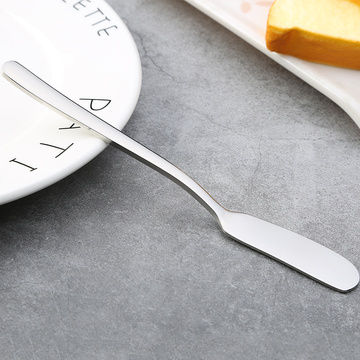 6 colors Kitchen Stainless Steel Cheese Butter Knife