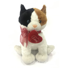 Sweetie White Dog Plush