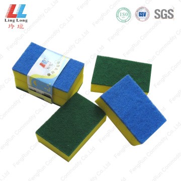 Basic scouring pad kitchen sponge