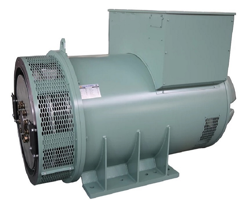 2800kw Brushless Lower Voltage Generator