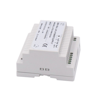 plastic shell dc din rail power supply