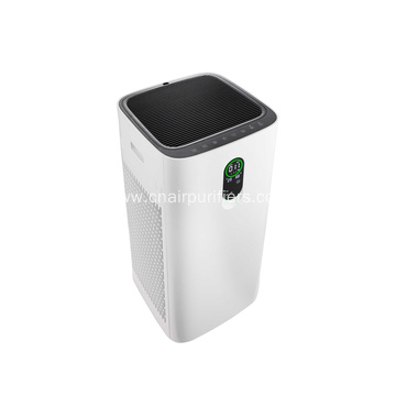 Smart Large Room Air Purifier With UV