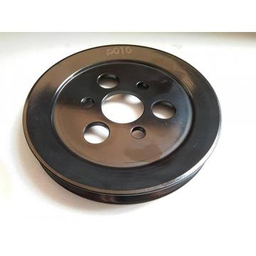 Car engine steering pulley