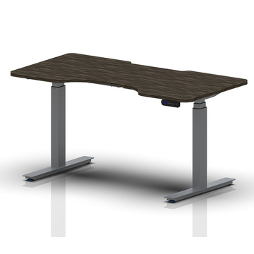 Electric Height Adjustable Standing Desk Legs