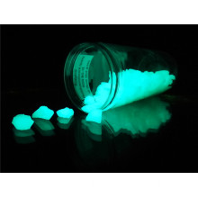 Realglow Photoluminescent Quartz Blue-green 15mm