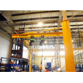 Wall-mounted jib crane 7t