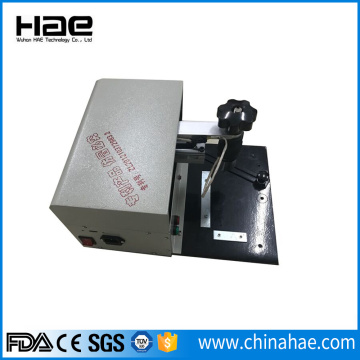 Nameplate Dot Peen Engraving Machine For Ship Nameplate