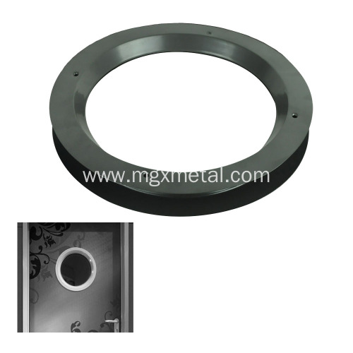 Dia 350mm Round Vision Panels For Fire Doors