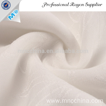 Fashion rayon jacquard fabric