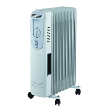 Portable Oil Filled Electric Radiator heater