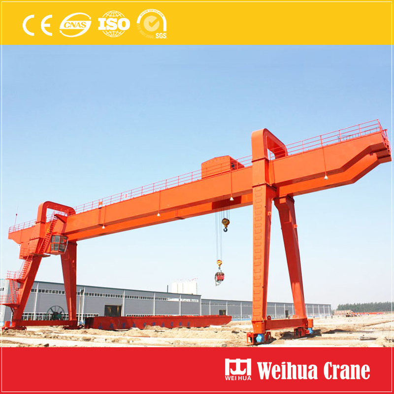 Double Girder Gantry Crane 4