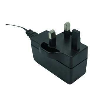 EU/UK/SAA/US Plug 12W Power Supply Adapter